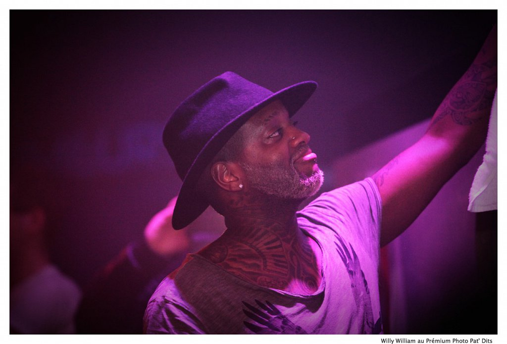 Willy William au Prémium